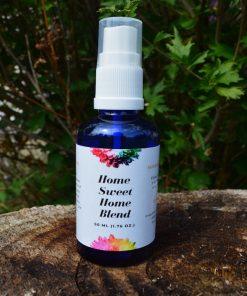 Home Sweet Home - room spray flower essences