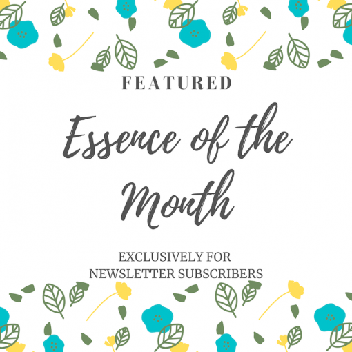 Featured Flower Essence of the Month